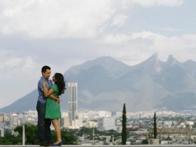 Brenda + Miguel en Obispado, Monterrey