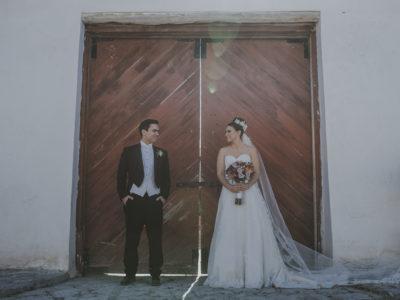 Valeria + Jose Luis - Cuatro Cienegas, Coahuila