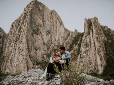 Astrid+Carlos - La Huasteca, N.L.