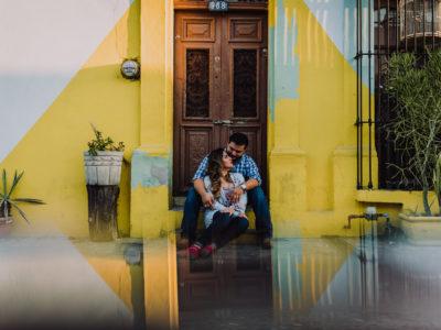 Romina + Gerardo - Barrio Antiguo, Mty.